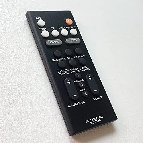 FSR78 VAF7640 VAH0130 Replacement Remote Control for Yamaha ATS-1060, ATS1060, YAS106, YAS-106 Soundbar