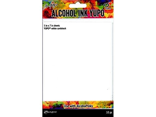 Ranger Yupo Inchiostro ad Alcool, Colore: Bianco
