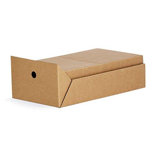 Stange Bettkästen DROPSI (kurz) 4er-Pack Schubladen für Pappbett Dream