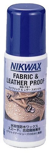 ニクワックス(NIKWAX) ファブリック&レザー スポンジA 【撥水剤】 EBE791