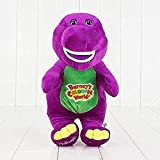 NC56 Plush Toy 30 cm Singing Friend Dinosaur Barney Singing I Love You Singing Children Plush Puppet Toy
