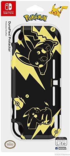 Hori Cover Protettiva Duraflexi Per Nintendo Switch Lite - Pikachu Black & Gold - Nintendo Switch