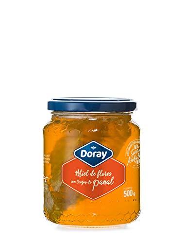 Doray Miel de Flores con trozos de Panal 500 g