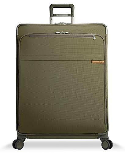 Briggs & Riley , Uni Koffer, Oliv (Grün) - U125CXSP-7