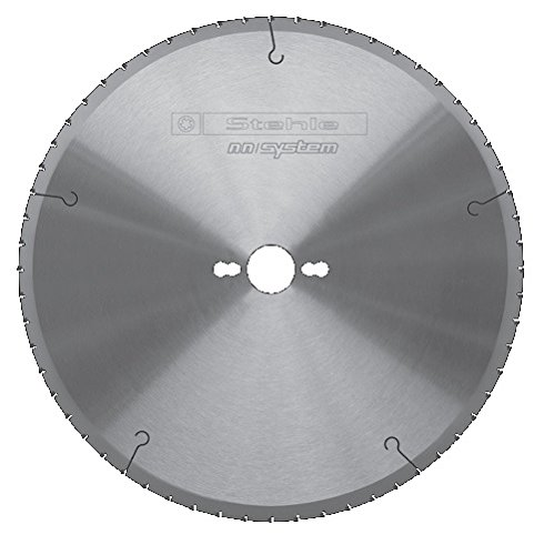 Stehle 58459455 Geräuschlos - Format-Kreissägeblatt 250x2,5x30 Z=50 Hohlrückenzahn Polykristalliner Diamant