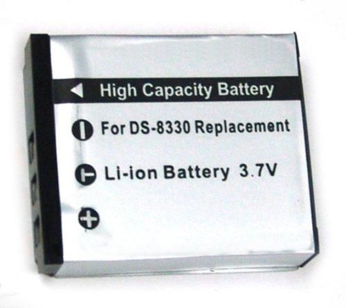 NFE² Edition Lithium-Ionen Akku - 1000mAh - kompatibel mit Voigtländer Virtus W7, W8, D8, D10 und D800