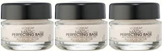 L'Oreal Paris Magic Perfecting Base Face Primer by Studio Secrets Professional 0.50 oz (Pack of 2)