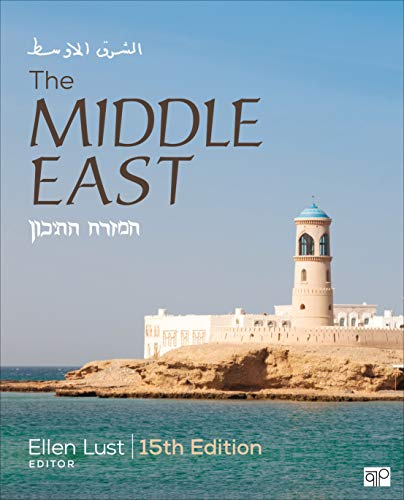 Compare Textbook Prices for The Middle East 15 Edition ISBN 9781544334790 by Lust, Ellen M.