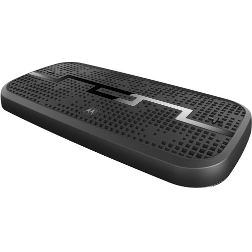 Motorola X Sol Republic Deck Bluetooth NFC Wireless Speaker - Gunmetal - 89641N