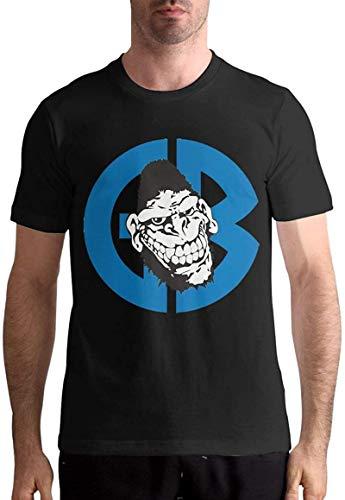 Gorilla Biscuits Shirt Summer Leisure Tee Men's Cool Short Sleeve Cotton