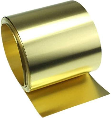 Zhangxin Brass Sheet Roll Strip 1 year warranty Purity Gold Film In stock High Bras