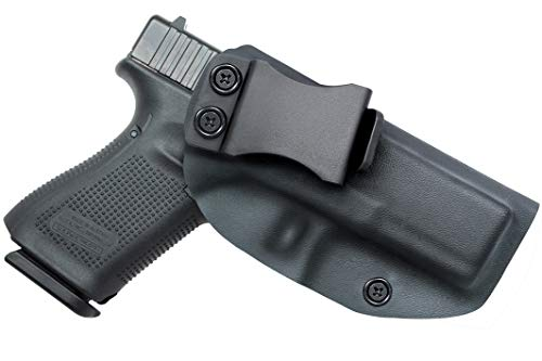 Spheresun Glock Holster, IWB KYDEX Holster Fit: Glock 19 19X 23 32 (Gen 1-5) | Retired Navy Owned Company | Inside Waistband Concealed Carry Holster | Adjustable Cant