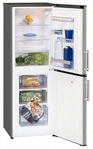 Exquisit KGC 233/60-4.1 Kühlschrank /Kühlteil98 liters /Gefrierteil51 liters