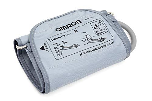 OMRON 9513256-6 Manguito mediano para monitores de presión arterial de brazo OMRON, 22-32cm