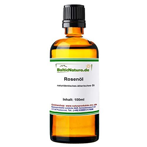 Rosenöl (100 ml) naturidentisches ätherisches Rosen Öl
