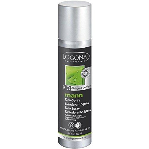 Desodorante Mann Spray 100 Ml de Logona