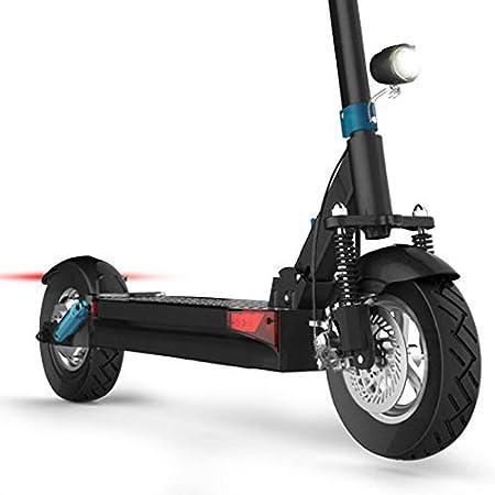 BEEPER Scooter Patinete eléctrico con Alarma 10 Pulgadas 500W ...