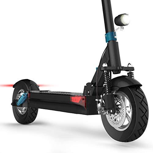 Scooter elettrico con allarme da 10 pollici 500W 48V 8Ah MAX