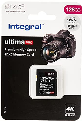 Integral SD-Karte 256 GB, Premium 4K,...