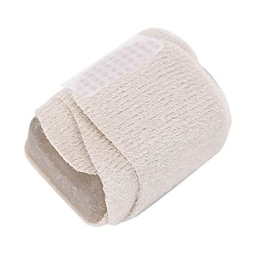 Corrector de juanete del dedo del pie, envoltura elástica del corrector de juanete Corrección de Hallux Valgus Vendaje Férulas para enderezar el dedo del pie