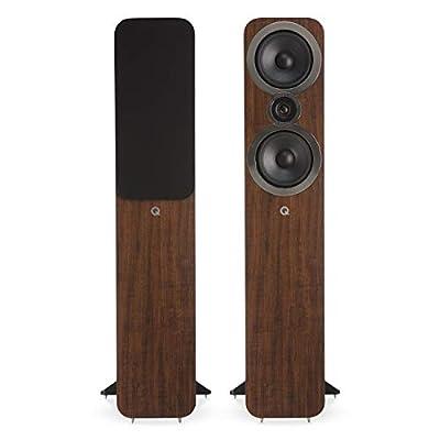 Q Acoustics 3050i Floorstanding Speakers (Pair) (Arctic White) (Renewed) from Q Acoustics