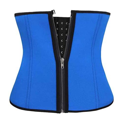 Jwans Frauen oder weiblicher Taillen-Trainer Süßer Taillen-Trainer-Korrekturreißverschluss und Haken-Sport-Unterwäsche-dünnerer Shapewear
