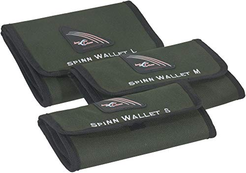 Sänger Iron Claw Spin Wallet L 7145212 Spinnertasche