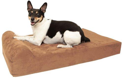 Big Barker Mini - 4' Pillow Top Orthopedic Dog Bed...
