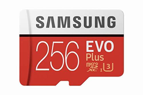 Samsung EVO Plus 2020-256GB MicroSDXC Class 10 UHS-I 100MB/s 90MB/s, 8772656000