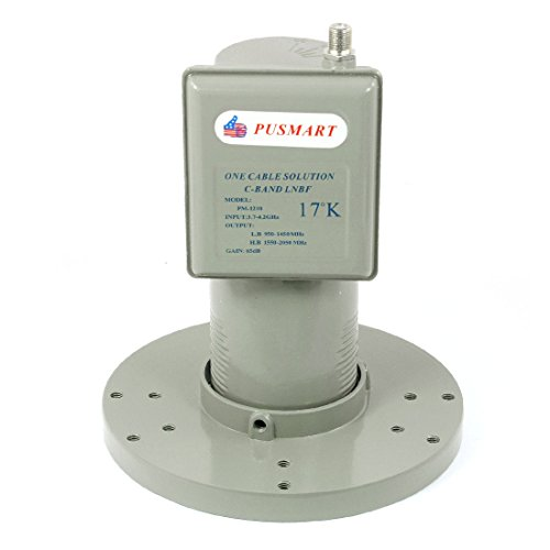 Aexit PM-1210 F-Buchse Buchse C-Band Eine Kabellösung LNBF 5150/5750 MHz (99c5bfdef28f12b0675faa9cd2639214)
