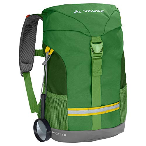 VAUDE Kinder Rucksaecke10-14l Pecki 10, parrot green, one Size, 124565920