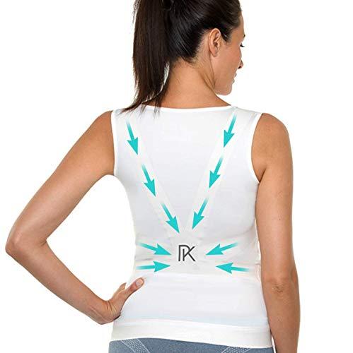Lyne UP - Sous-vêtement qui stimule votre dos au quotidien - Women (PK4, NUDE)