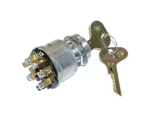 Total Source 3661343007605Zündschloss, 4Positionen, Schlüssel E30, benutzt für lined-lansing