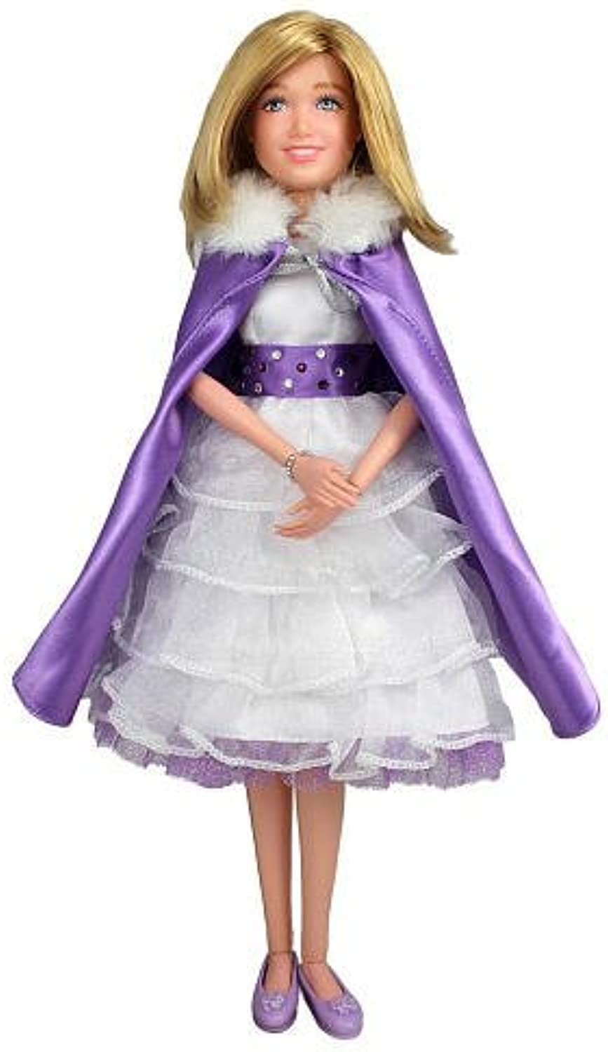 Jackie Evancho 14 inch Singing Collector Doll - 'When You Wish Upon a Star'