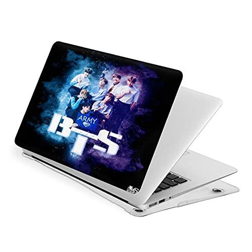 Bang_tan Poster Bo_ys - Carcasa para MacBook Air 13 (compatible con MacBook Apple Laptop Electric Skull Smooth Protection), diseño de calavera