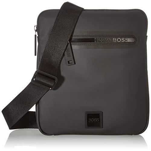 BOSS Hyper N_S z env Crossbody Bag, Black 1, ONESI
