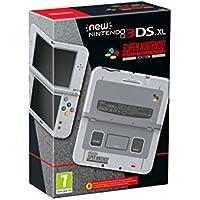 Nintendo 3DS XL - Super Nintendo Entertainment System Edition