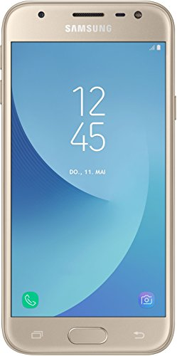 Samsung Galaxy J3 Smartphone (5 Zoll), gold - 2