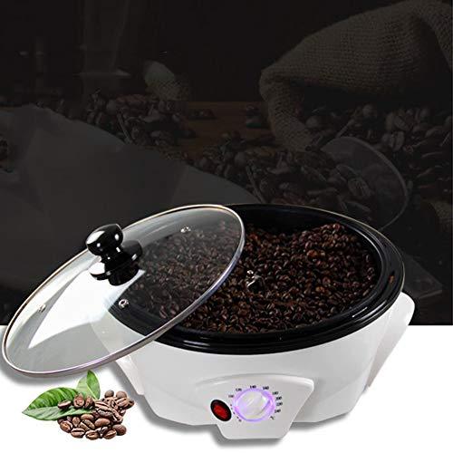 ZLFCRYP Elettrica Macchina di Tostatura di Chicchi di caffè, Tostatori di Caffè-220V/1200W