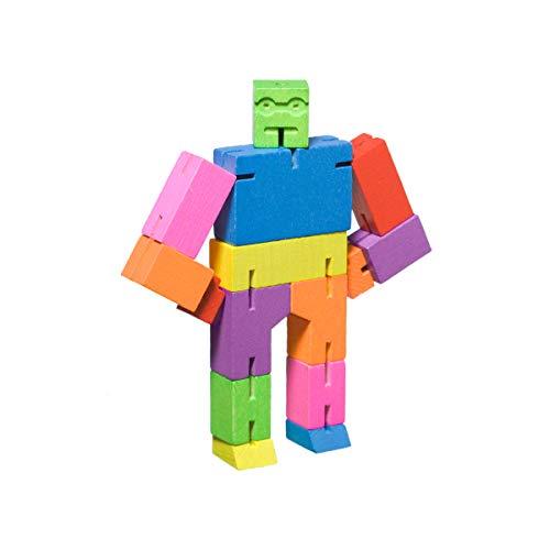Areaware Micro cubebot Multicolore