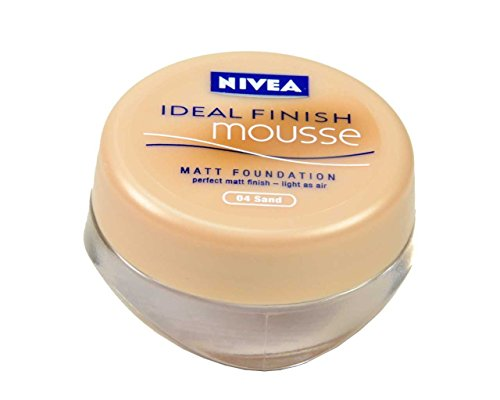 Nivea Ideal acabado Mousse Mate Foundation maquillaje
