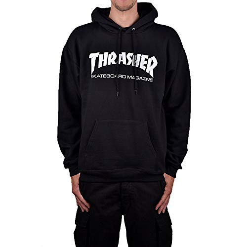Thrasher Hometown black Hooded Taille L