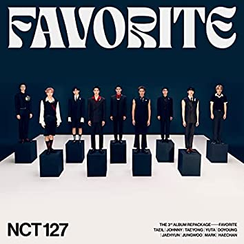 Favorite - The 3rd Album Repackage