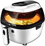 Waffle Makers & Irons, Air Fryer High Capacity 6.5L / 1500W con Pantalla Digital, Temporizador y Control de Temperatura Totalmente Ajustable, tecnología Rapid Air Sistema de circulación de a