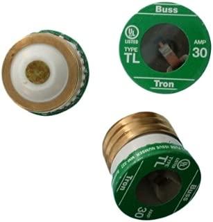 Leviton 7942-30 30-Amp Time Delay Plug Fuse