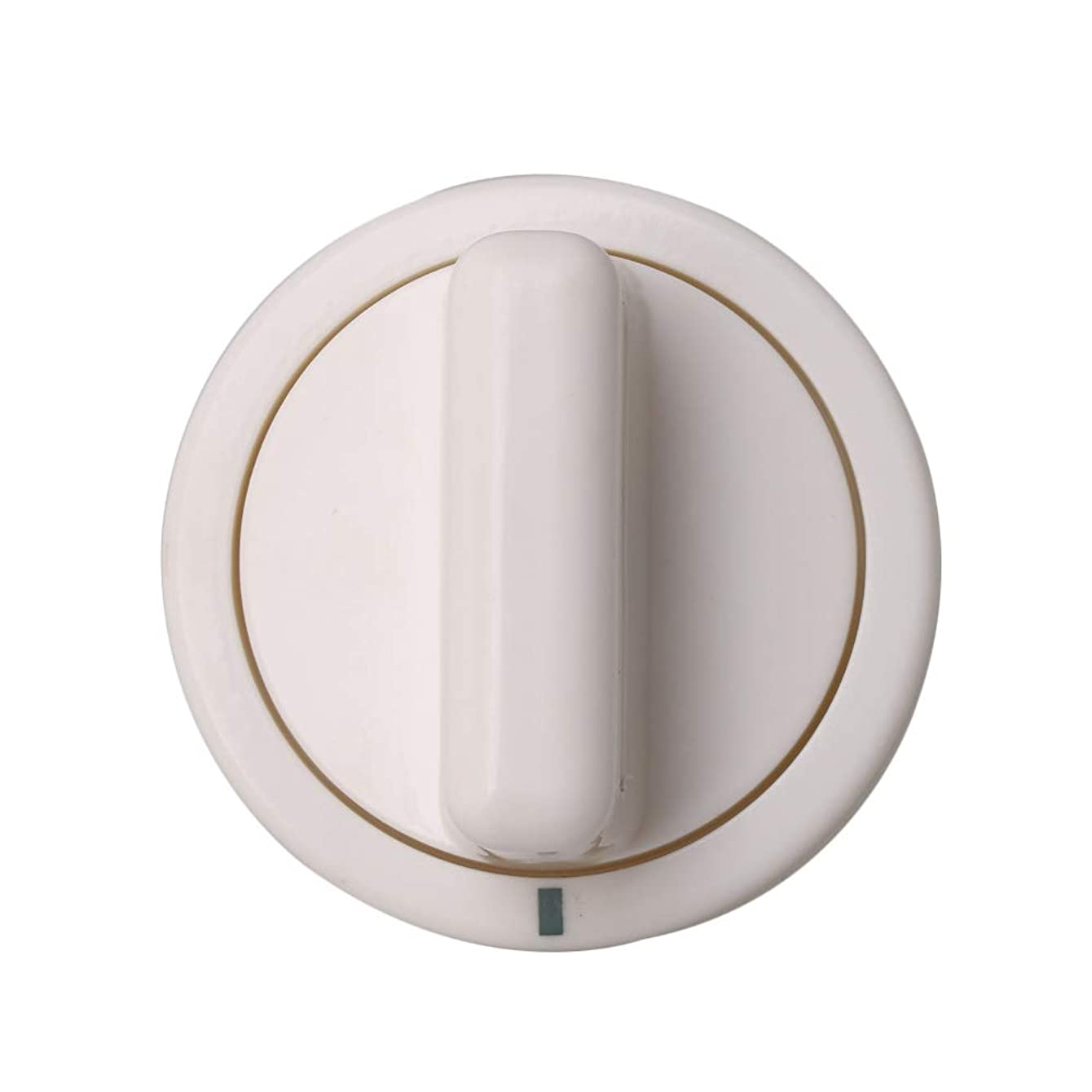 BQLZR WE01X10160 Dryer Knob Compatible for GE Dryer Timer Control Knob AP3207448 PS755794