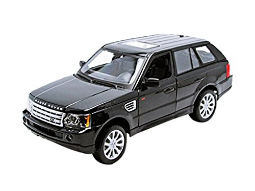 Bburago - 12069bk - Land Rover - Range Rover Sport - Échelle 1/18
