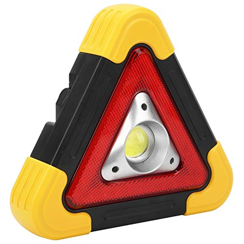 Luz de trabajo multifunción, lámpara de advertencia, multifuncional, duradera, respetuosa con el medio ambiente, práctica para camiones