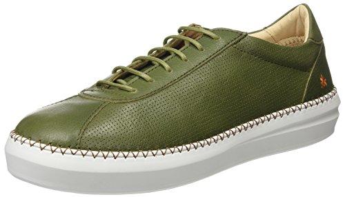 art Herren TIBIDABO Sneakers, Grün (Kaki), 45 EU