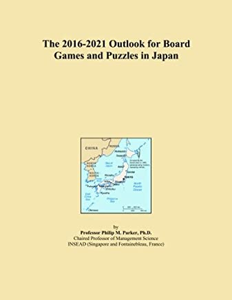 The 2016-2021 Outlook for Board Games and Puzzles in Japan